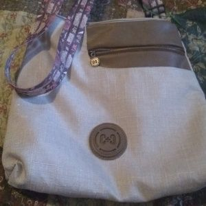 Coco and Carmen crossbody purse